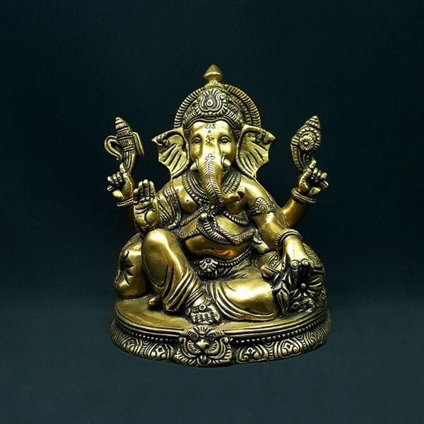 Ganesh Majestic Ganesh Art India