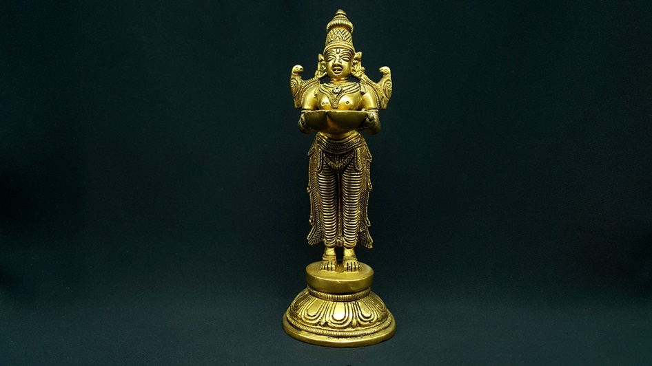 Hinduism : the Trimurti – Lakshmi