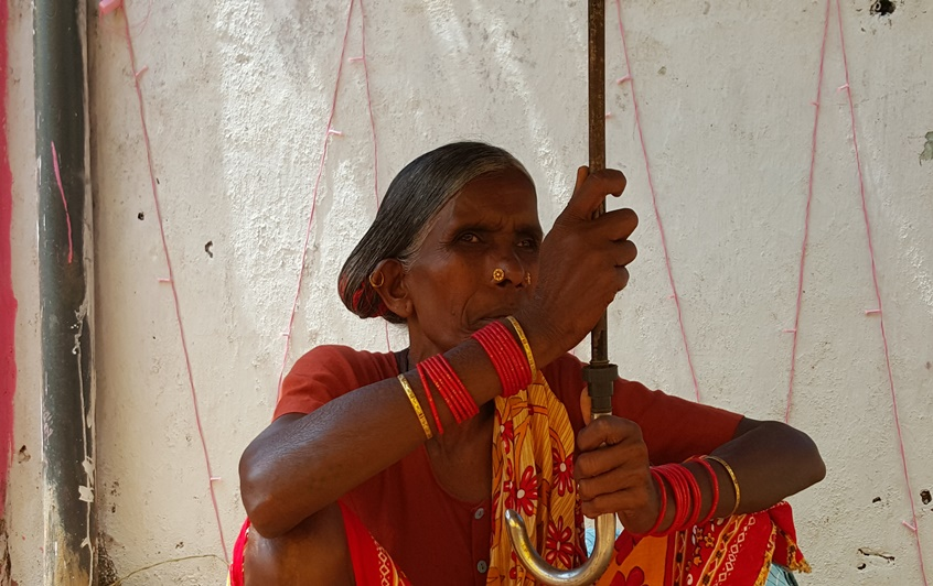 Hinduism: the mother in India