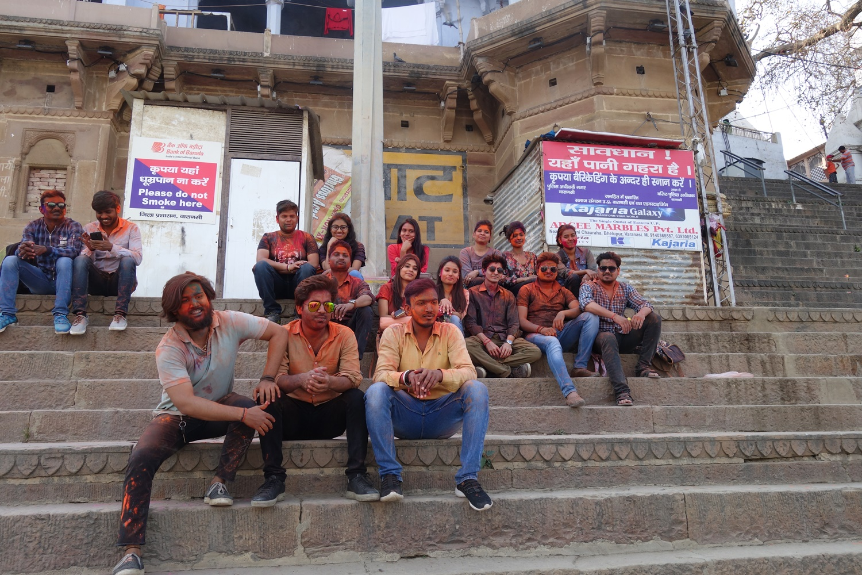 Hindouisme, Holi, le festival du printemps en Inde