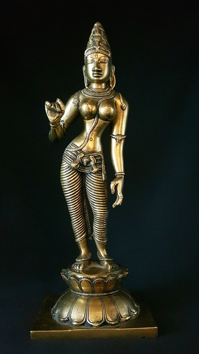 Parvati Ganesh Art India