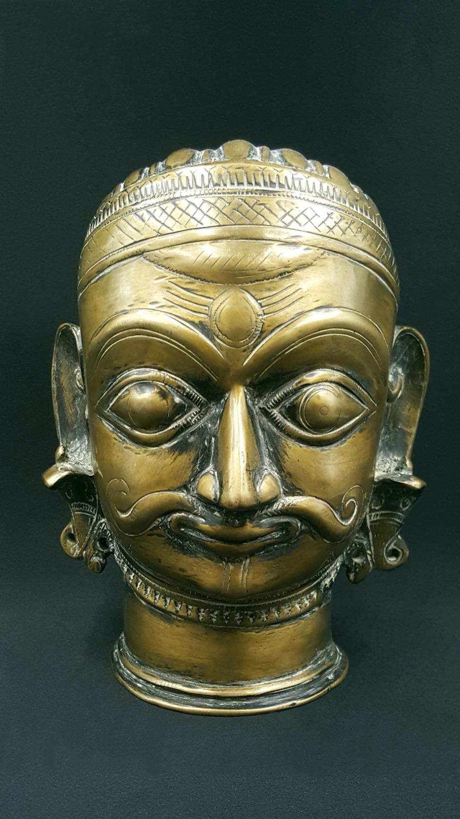 Tête de Shiva