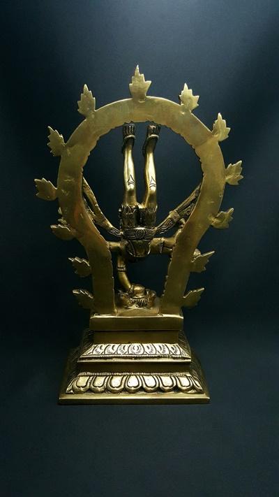 Shiva : Ulta Nataraja