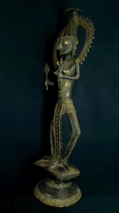 Danteshwari statue