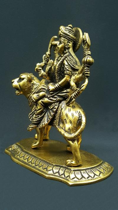 Durga Simhavahîni