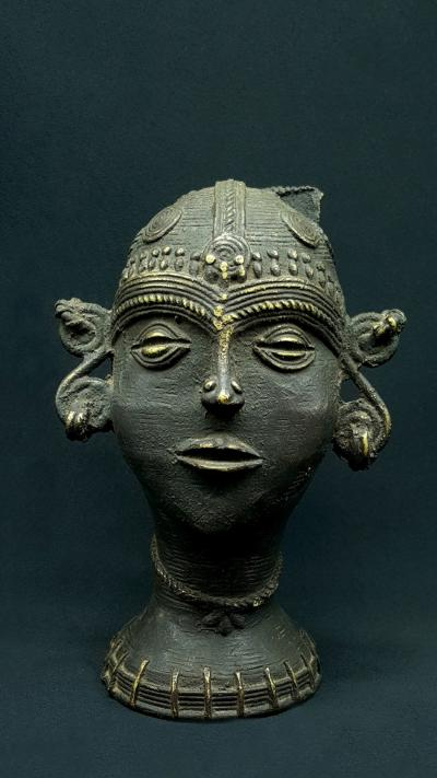 Tête Femme tribale