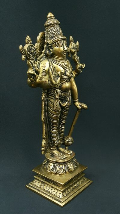 Vishnu Jagannâtha